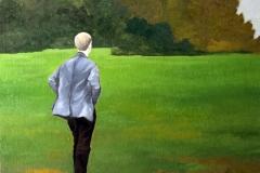Treptow_Max, Öl auf Leinwand, 2009, 70 cm x 60 cm