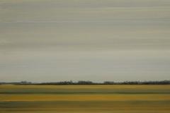 Autobahn A4 1, Öl auf Holz, 2010, 50 cm x 40 cm